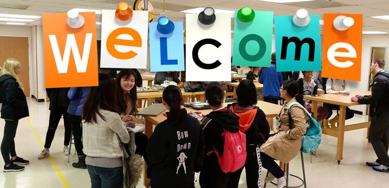 Welcome Minghan Chen