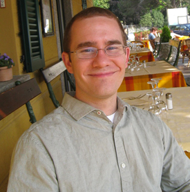 Patrick Kruse, BS May 2008