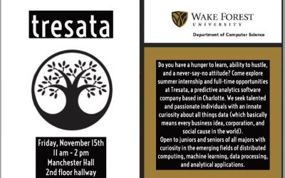 Tresata Internship/Employment Event