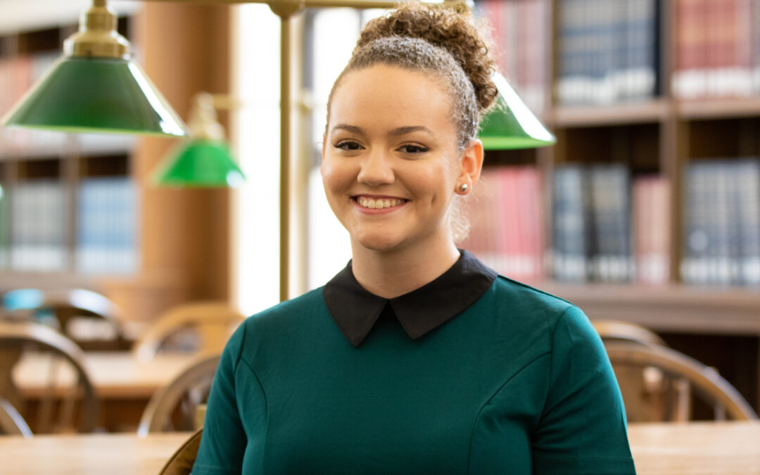 Hannah Goodwin, BS May 2019