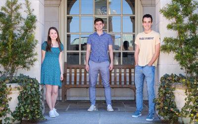 2021 Goldwater Scholars