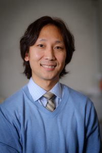 """Meet a Deac Monday"" features Computer Science Professor, Dr. Sam Cho"